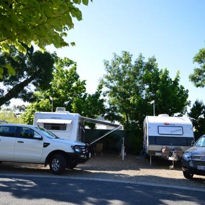 BIG4 Albury Tourist Park Caravan Camping Gravel 900px Oct 18 0000
