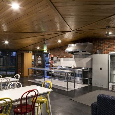 BIG4 Albury Camp Kitchen